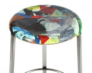 Artists For Humanity bar stool