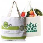 bamboo reusable shopping bag