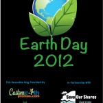 Custom Grocery Bags 2012 Santa Cruz Earth Day Festival