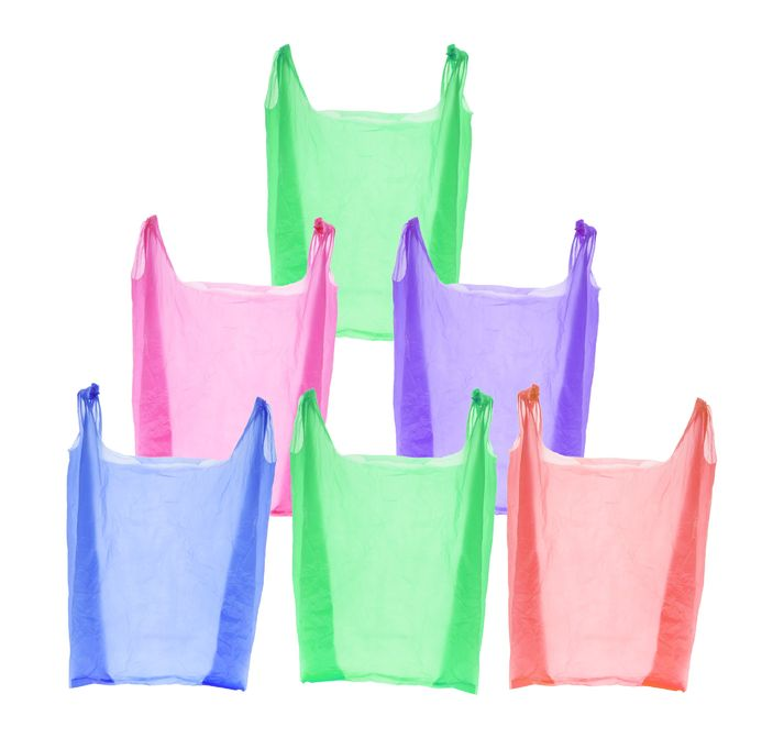 Custom Grocery Bags Plastic Shopping Bags Banned in Northwest Cities