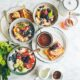 3 Summer breakfast dishes from Custom Grocery Bags