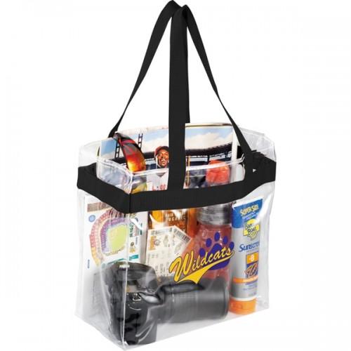 Custom Clear Tradeshow Bags