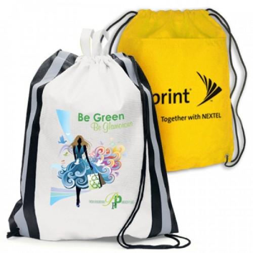 Custom Drawstring Backpack - NW6