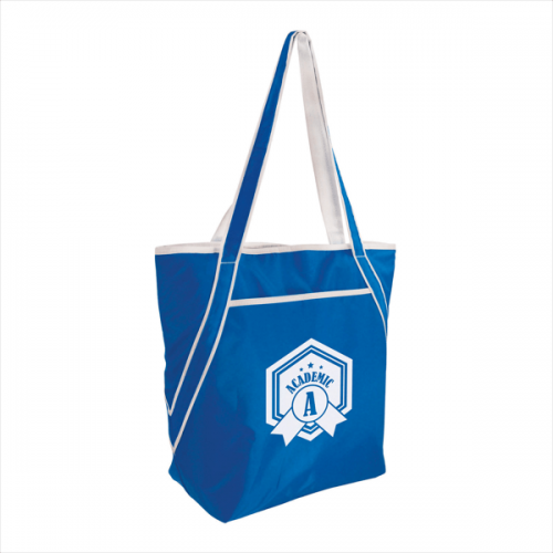 CL6 - Customized Insulated Cooler Totes - Blue