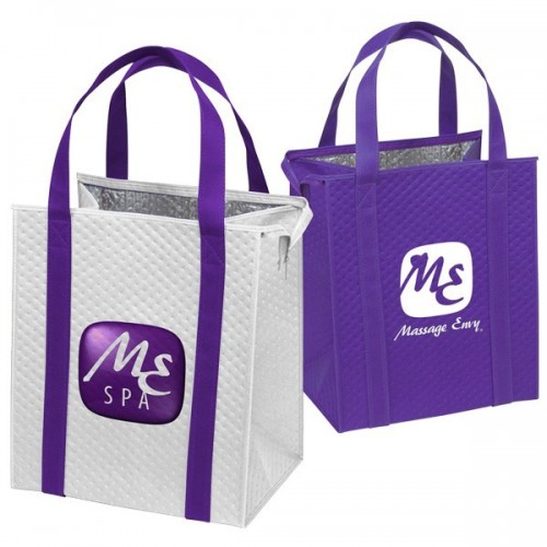 Custom Large Insulated Cooler Totes - CL1