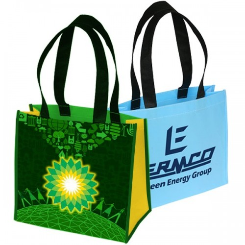 Custom Recycled Economy Totes - RG1