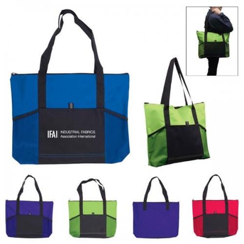 Eco-Friendly I, Spy... Tradeshow Bags - TB5