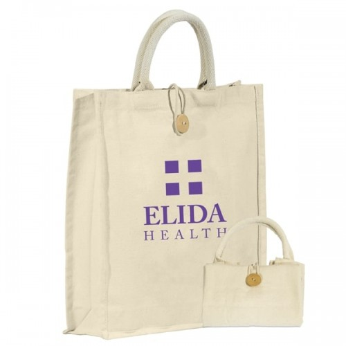 Folding Tote Carrier Bags