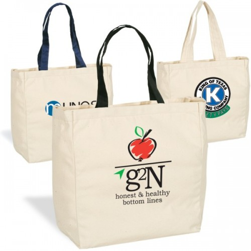 Organic Cotton American Frontier Totes - OC16
