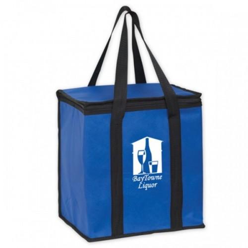 Oversized Wholesale Cooler Bags - Royal Blue - CL16