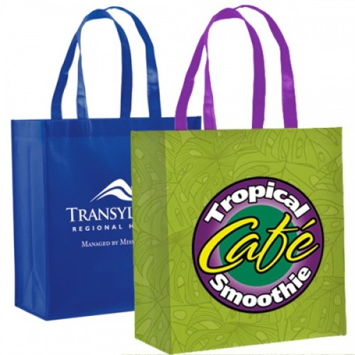 Recycled Laminated Grocery Bags - RG11