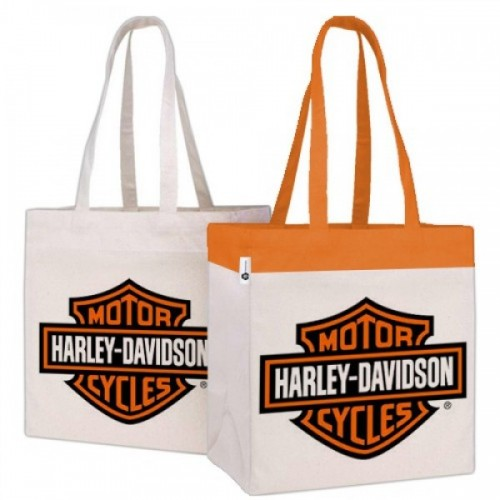 Reusable Cotton Shopping Totes - OC17