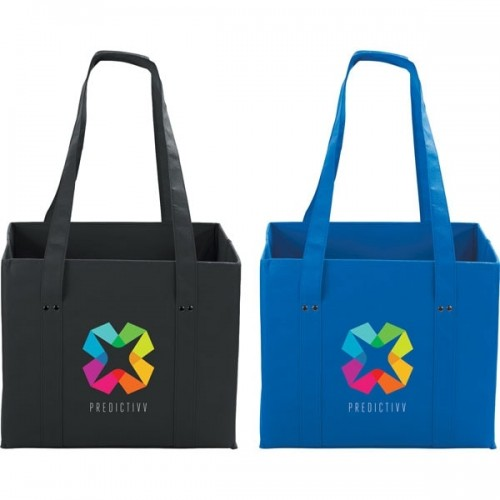 Square Collapsible Eco Totes
