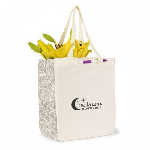 Wholesale Organic Cotton Totes - OC10A