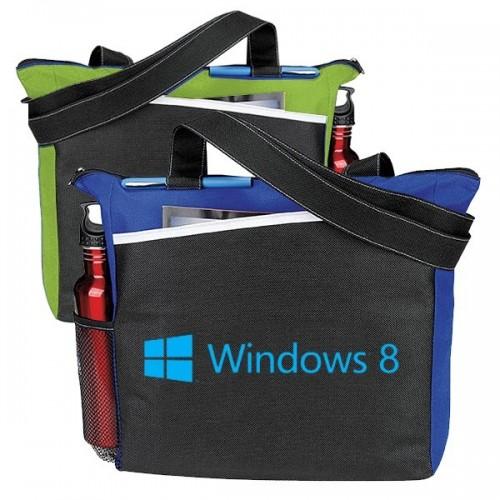 Zip Messenger Bag - M13