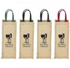 2-Bottle Neoprene Wine Totes - W16