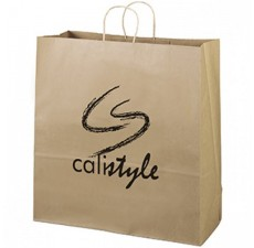 Banyan Recycled Paper Bag - Branded - RP5