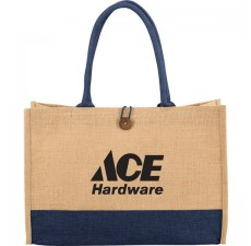 Wholesale Reusable Jute Laguna Totes