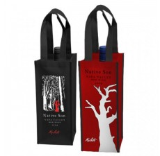 Custom Recycled Wine Bags - W11