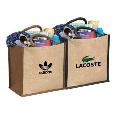 Custom Reusable Jute Bags