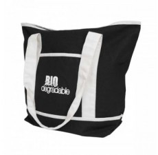 Eco-Friendly Ageless Tradeshow Bags - Black - TB13