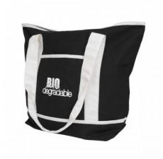 Eco-Friendly Ageless Tradeshow Bags - Black - TB13