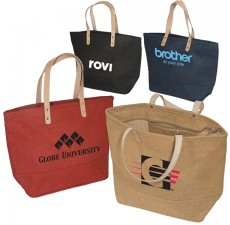 Promotional Jute Carry Totes