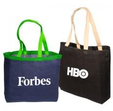 Wholesale Promo Jute Tote Bags