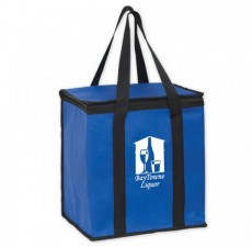 Oversized Wholesale Cooler Bags - Royal Blue - CL16