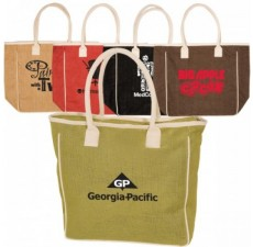 Promotional Jute Grocery Bags - JT18