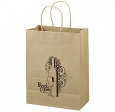 Redwood Recycled Paper Bag - RP8