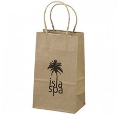 Silver Maple Recycled Paper Bag - RP6