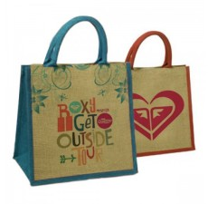 Small Reusable Jute Totes