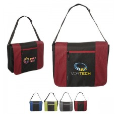 Eco-Friendly Messenger Totes